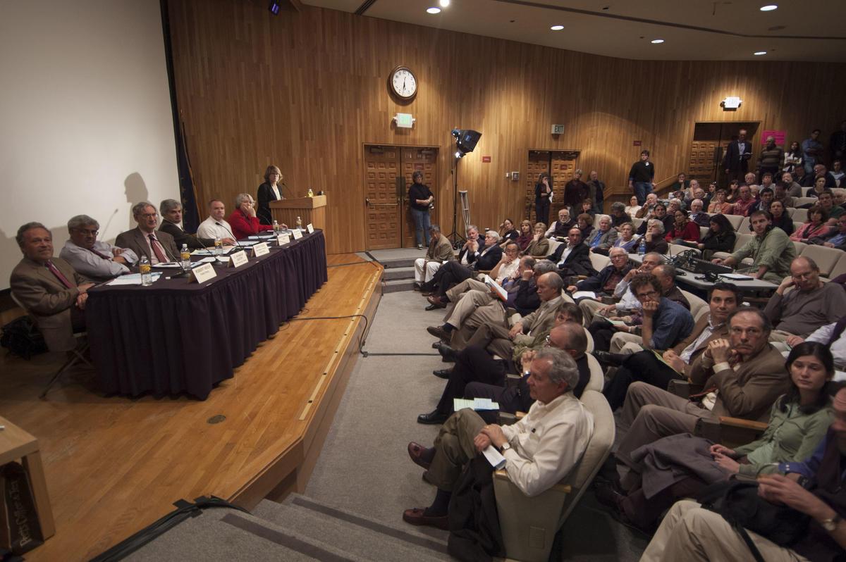 EBI Meeting Audience